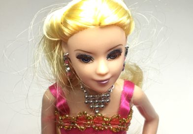 BARBIE PRINCESS RED